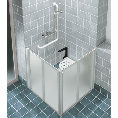 Box doccia per disabili e portatori di handicap torino - Sedie per portatori di handicap ...